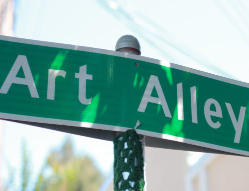 Walk on the Wild Side – Santa Rosa's Art Alley