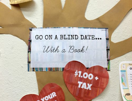 Santa Rosa Bookstore Sells Blind Dates